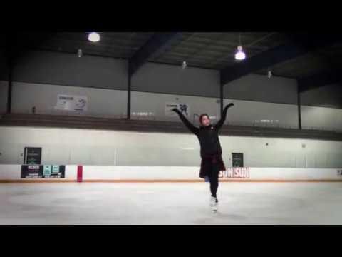 Making of Part 2: Returning to Ashley Wagner's La La Land free skate