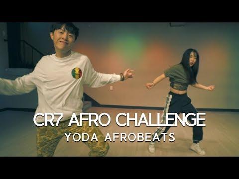 YODA AFROBEATS   CR7 AFRO CHALLENGE -  DJ FLEX x NWE