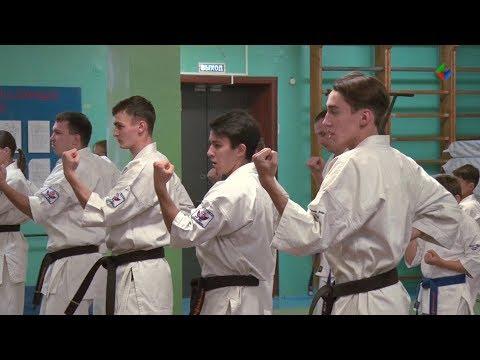 Школа каратэ «Бонсай» отмечает свое 25-летие