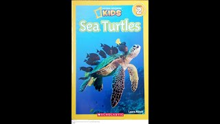 Read Aloud Sea Turtles by Laura Marsh | Nonfiction Animals