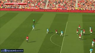 Pro Evolution Soccer 2014 - Man Utd 0-0 Man City (720p HD) - Xbox 360 - DVDfeverGames