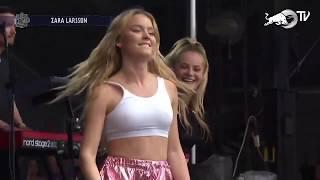 Zara Larsson Symphony  LIVE at Lollapalooza 2017 HD Video