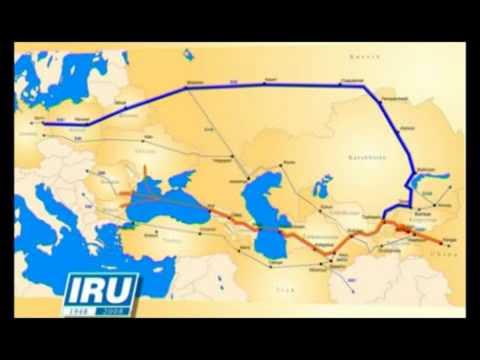Проект IRU по