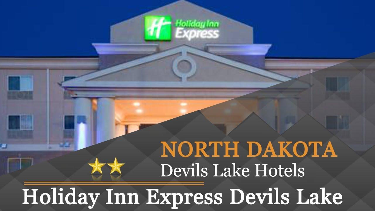 Holiday Inn Express Devils Lake Hotels North Dakota