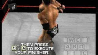 HOW TO PLAY WWE RAW (рус)
