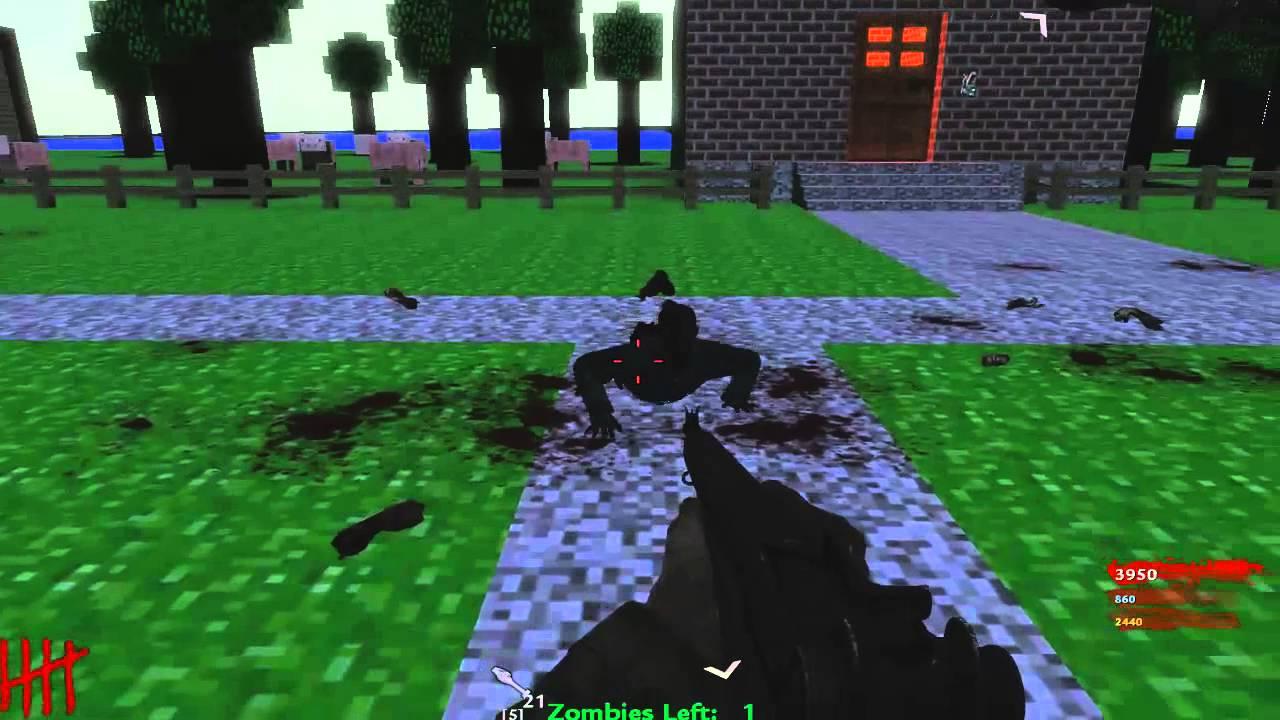 nazi zombie minecraft mod download -