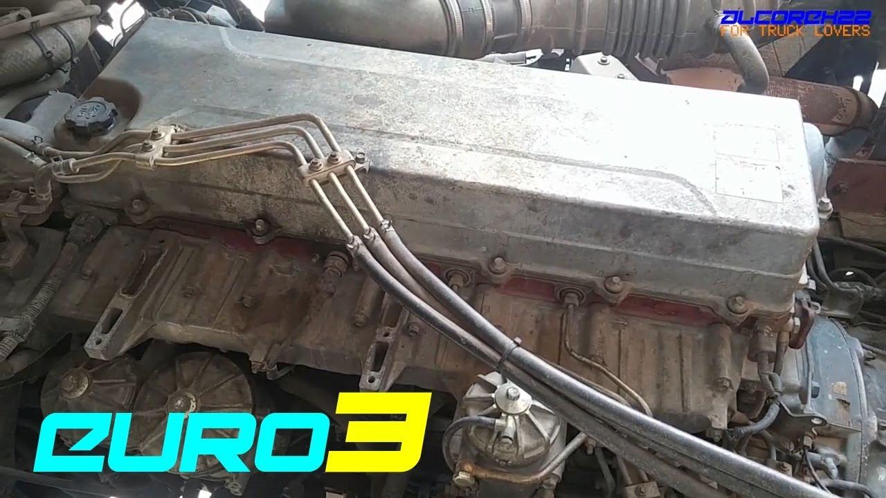 small resolution of hino e13c euro3 engine view
