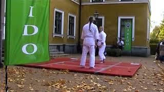 Budouppvisning Mariestads Kultur och Skördefest 2017
