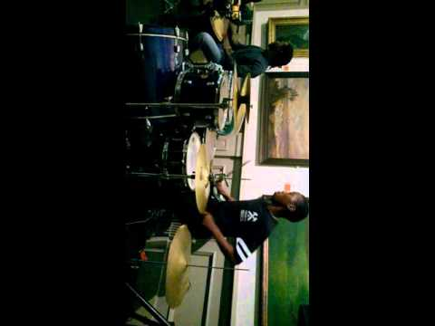 sbahle mthembu - South African drummer