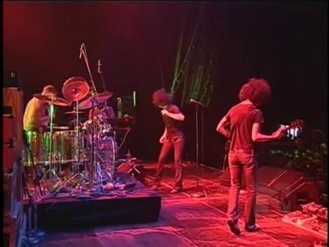The Mars Volta - Cicatriz ESP live @ Summer Sonic Festival, Japan - Aug 3, 2003