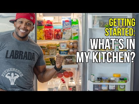 What's in my Kitchen? Ideas to Get Started Cooking Healthy / Esenciales de la Cocina Sana