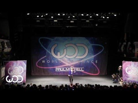 Mari Koda  World of Dance Tour New York City 2013  WODNY