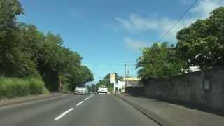 Ile de la Réunion, RN 2,Vincendo - Langevin