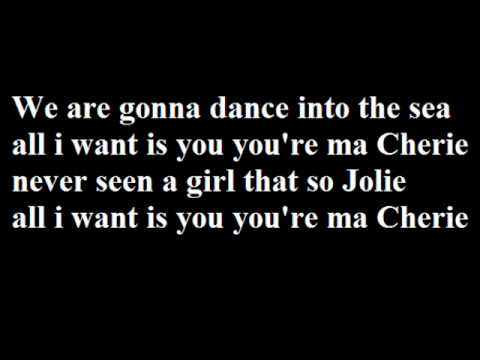 LYRICS ON SCREEN Dj Antoine ft The Beat Shakers- Ma Cherie