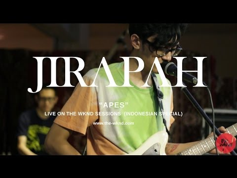 Jirapah | Apes (live on The Wknd Sessions, #76)
