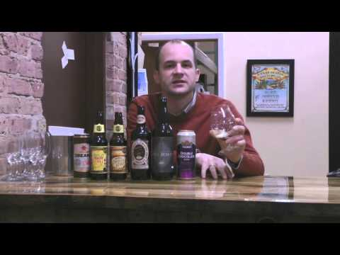 Chocolate Beers - Episode #171