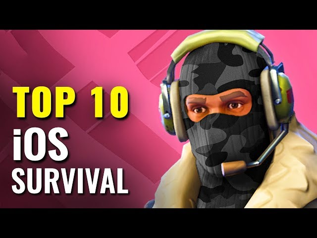 Top 10 iOS Survival Games of All Time