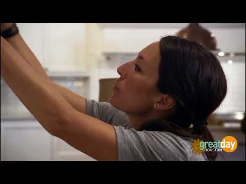 Chip and Joanna Gaines From Fixer Upper