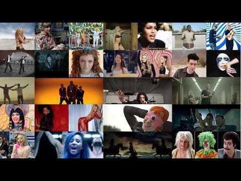 TOP 50 SONGS OF 2014 SO FAR