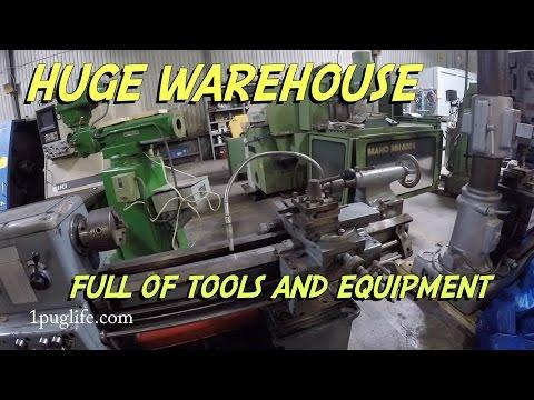 awesomner machinery warehouse