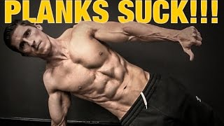 I HATE PLANKS (and why you should too!)