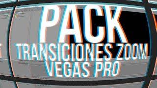 PACK TRANSICIONES SAPPHIRE SONY VEGAS PRO + TUTORIAL DE INSTALACION Y USO