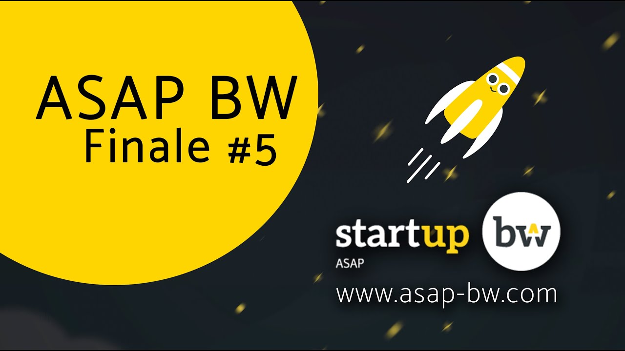 Start-up BW ASAP FINALE