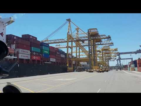 sydney port botany container terminal