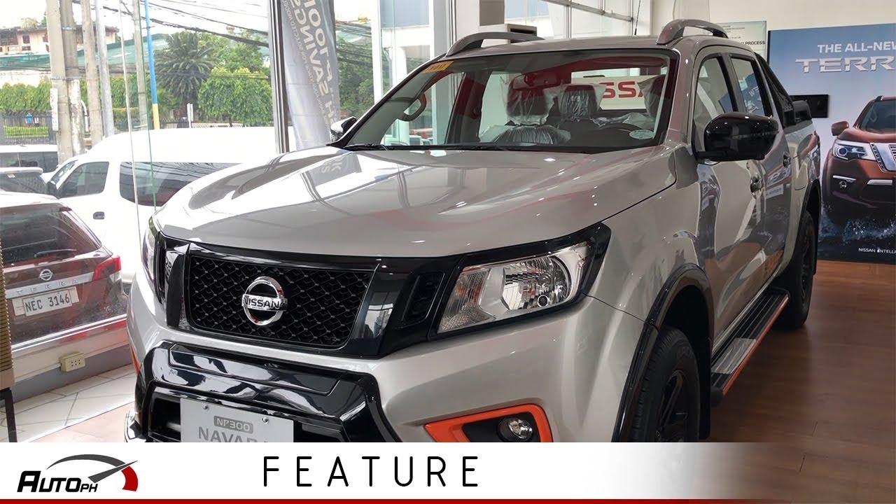 2019 Nissan Navara N Warrior Feature Philippines