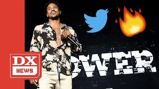 """Twitter Roasts Trey Songz For """"Power"""" Theme Song Intro """"This Rich Town"""""""