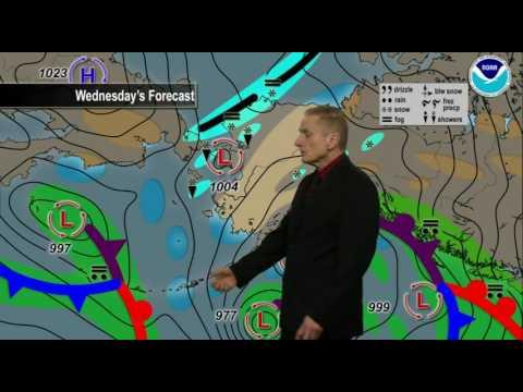 Oct. 17th, 2016 - Alaska Weather