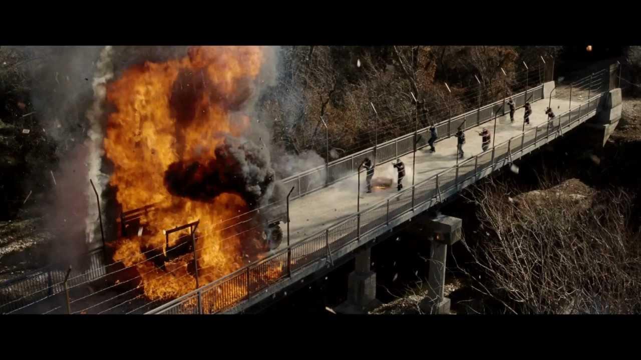 I Mercenari 2 (The Expendables 2) - Trailer italiano ufficiale [HD]