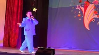 Никита Пляшников - презентация таланта 05.02.2016