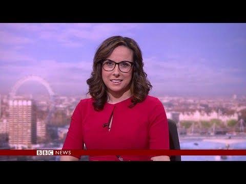 BBC World News Bulletin (Europe Facing) + IV's