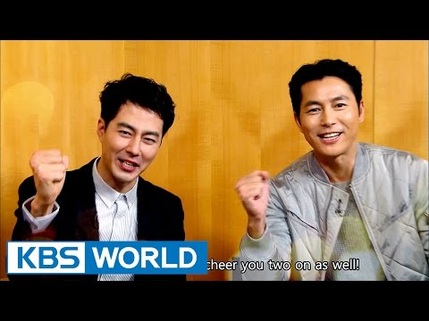 """Interview Movie """"The King"""" : Jung Woosung, Zo Insung[Entertainment Weekly / 2017.01.23]"""