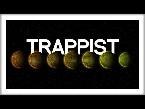 Hablando sobre los 7 Exoplanetas de Trappist