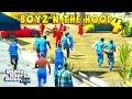 GTA 5 ONLINE - BOYZ N THE HOOD PART 4 | BLOODS VS CRIPS