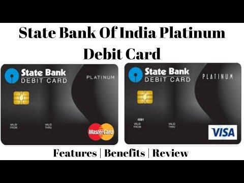 SBI Platinum Debit Card Features Benefits Charges Review | SBI Premium Debit Card 🔥🔥🔥