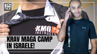 Gambar cover Perchè fare un Camp di Krav Maga KMG in Israele
