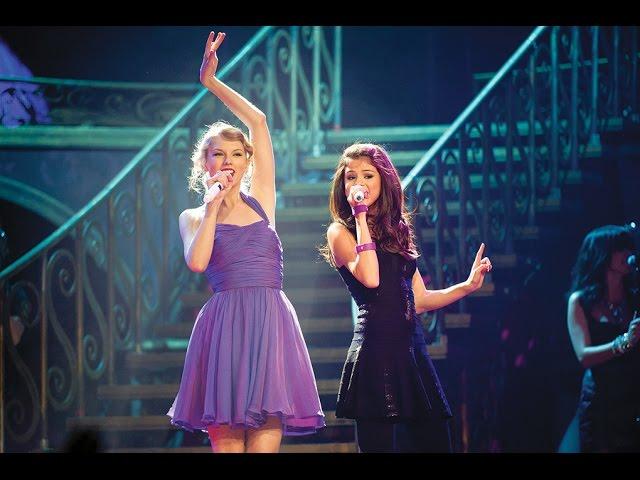Taylor Swift & Selena Gomez - Who Says (DVD Bônus)