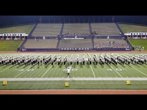 Nacogdoches High School Band - 2019 UIL Region 21 Marching Band Contest