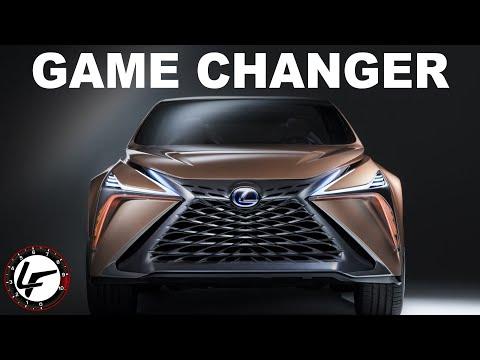 The Lexus LQ