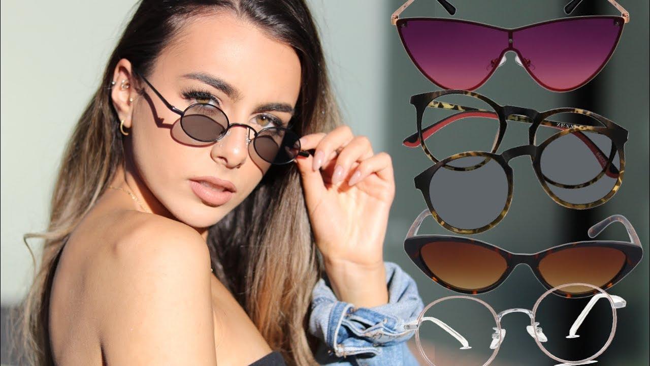 154402c8d3 SUPER AFFORDABLE GLASSES COLLECTION    Emilie Maggie - YouTube