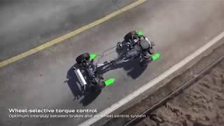 AUDI Quattro con Ultra Tecnología