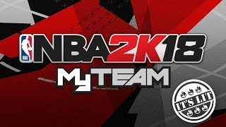 NBA 2K18 MyTeam Trailer and Information! New Game Modes and Cards!