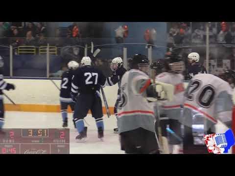 '19 OH Hockey Benedictine @North Olmsted