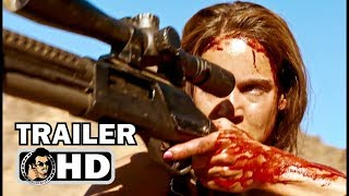 REVENGE Official Trailer #2   Male YouTube Comments 2018 Matilda Lutz Action Thriller Movie HD
