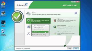 F-Secure Anti-Virus 2012 Review