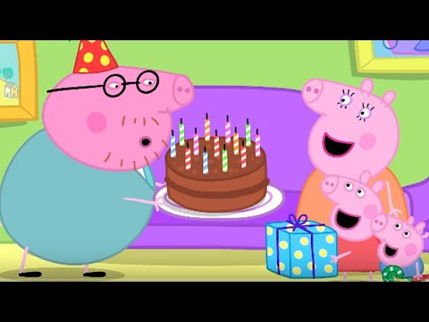 Peppa Pig English Episodes in 4K | Peppa Celebrates! Peppa Pig Official