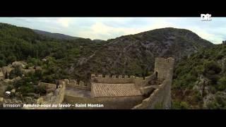 Drôme Ardèche TV - Teaser Rendez vous au lavoir - Saint Montan